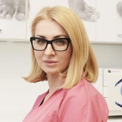 Lidia Ryszczuk specjalista podolog