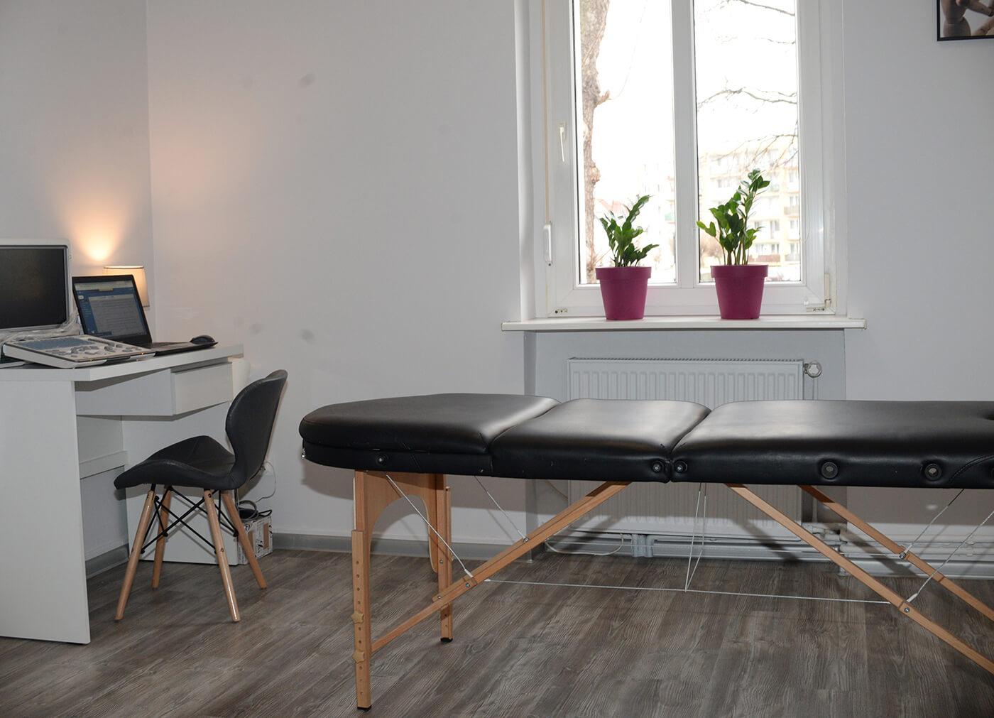 specjalistyczny gabinet fizjoterapeutyczny i podologiczny